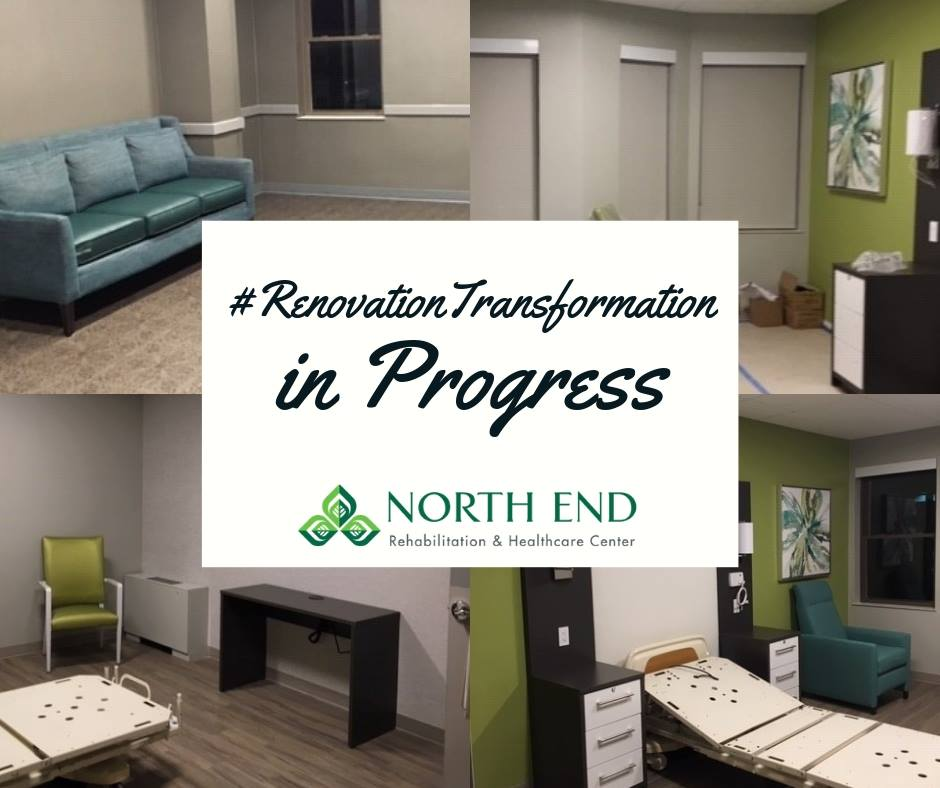Renovation Transformation on North End\'s Fourth Floor ...
