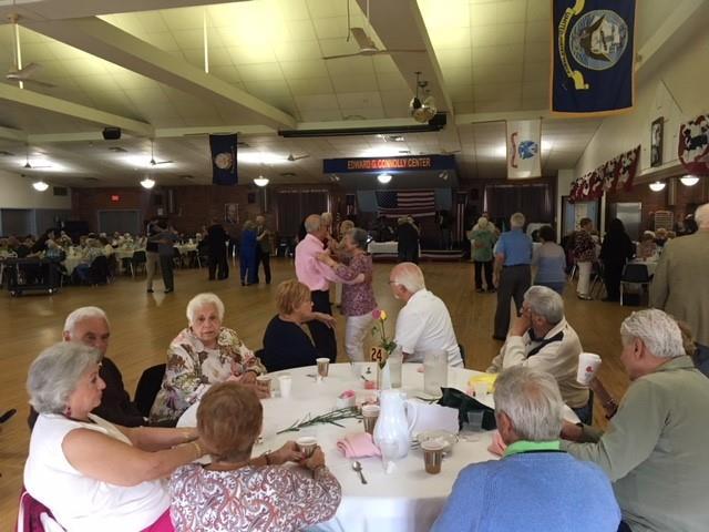 Senior Social Everett Senior Center 2